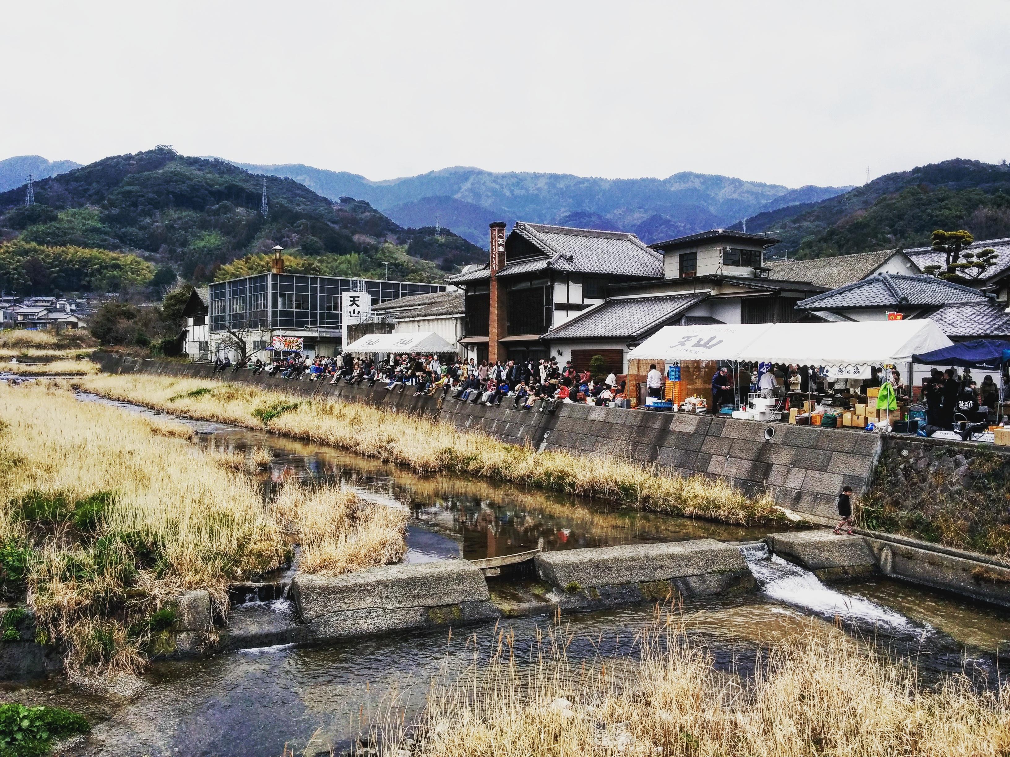 佐賀県小城市にある天山酒造の蔵開きに行って来ました ...