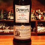 DEWARS Aged 12 years デュワーズ 12年
