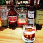 「Bar Tetu」original cocktail【Le prendre la nuit】オリジナルカクテル 【ル プランドル ラ ニュイ】