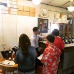 ボン洋酒店様で、【JALUX WINE】シャンパーニュ、ボルドー、カリフォルニアの試飲会でした。